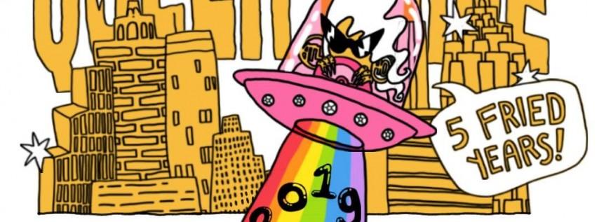 HAWT SAUCE: A Queer Dance Party!