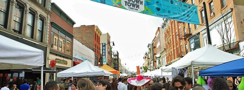 9th Annual All About Downtown Jersey City Street Fair
