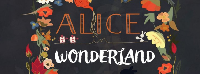 The REP performs Alice in Wonderland at Seaside Amphitheatre