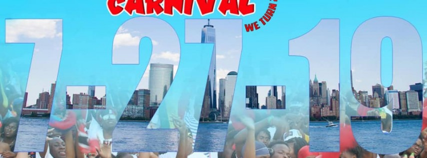 24th Annual Jersey City Caribbean Carnival Parade
