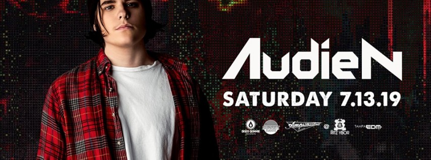 Audien – Sunset Saturdays – Tampa, FL