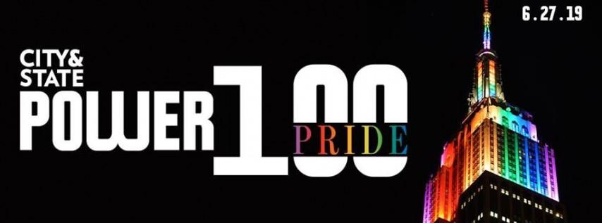 Pride Power 100