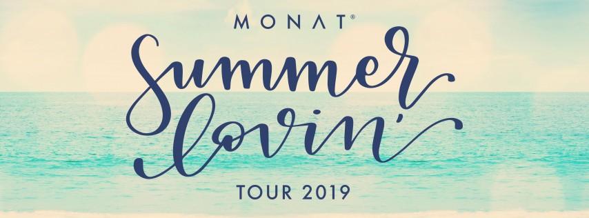 MONAT Summer Lovin' Tour - Grapevine TX