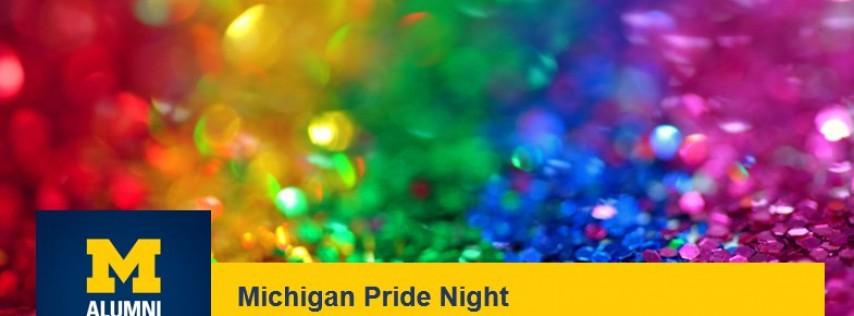 Michigan Pride Night