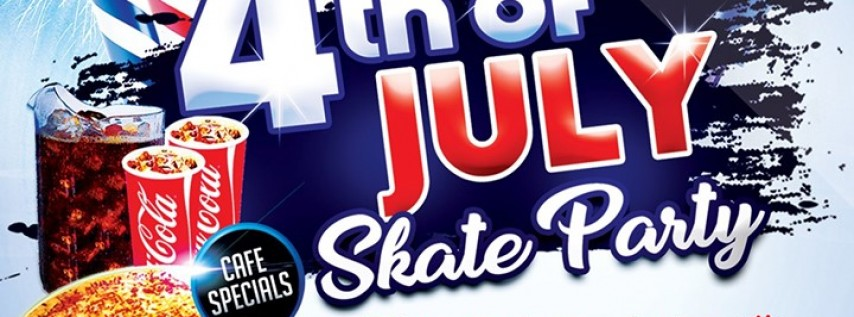 4th of July Skate
