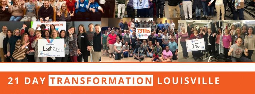 21 Day Transformation - Louisville