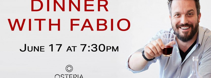 Fabio Viviani's Dinner Party