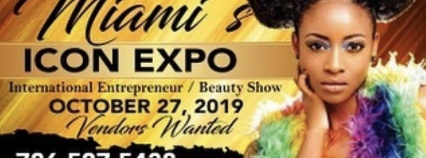 Miami's Icon Expo Entrepreneur Beauty show