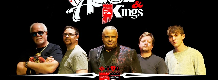 Aces and Kings Rocks JD's