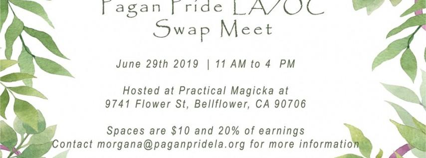 Pagan Pride LA/OC Fundraiser - Swapmeet!
