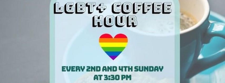 LGBT+ Coffee Hour