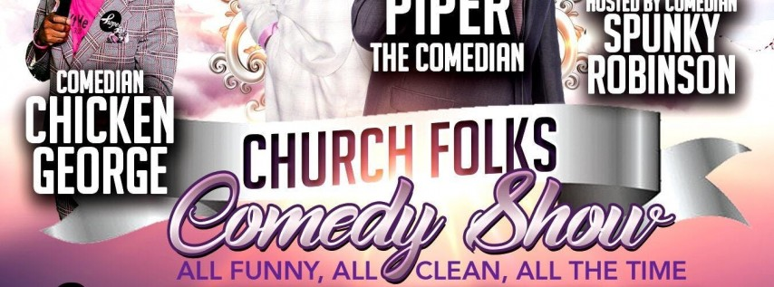 GGYLO presents Church Folks Comedy Show