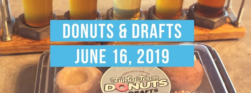 Donuts & Drafts – June 16