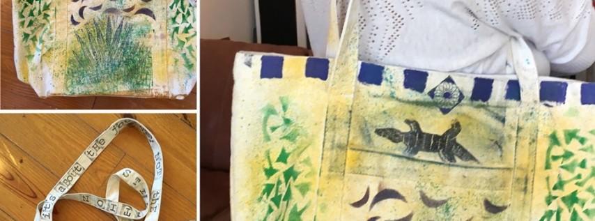 Art Workshop: It's in the Bag!