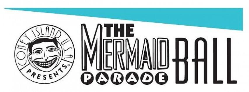 The Mermaid Parade Ball 2019