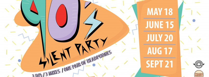 Silent Party: 90's Edition at The Native