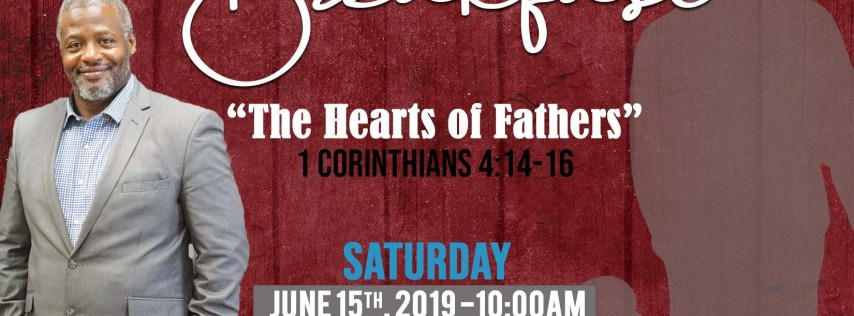 Men's Breakfast: The Hearts of Fathers