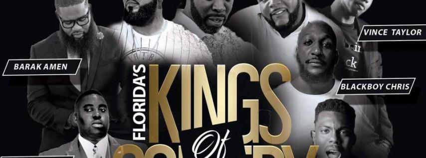 Florida's KINGS Of Comedy