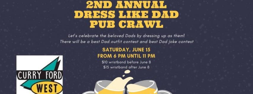 2nd Annual Dress Like a Dad Pub Crawl