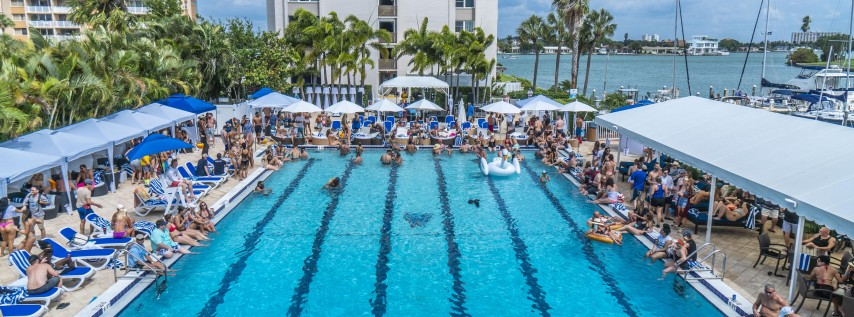 Ultimate Pool Party July 13, 2019