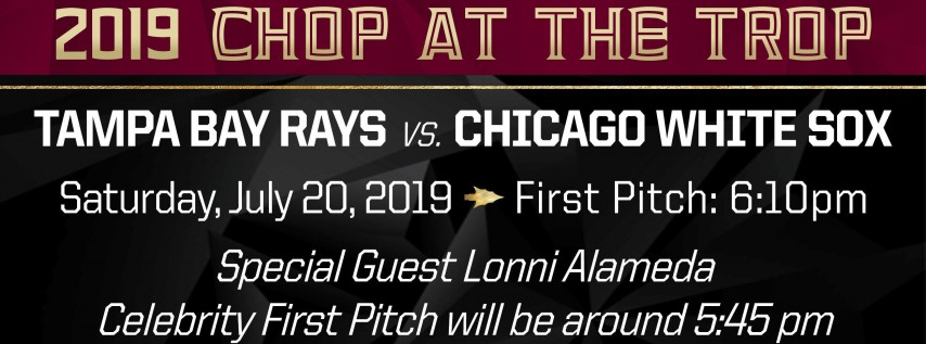 2019 Chop at the Trop Pre-Party at Ferg's