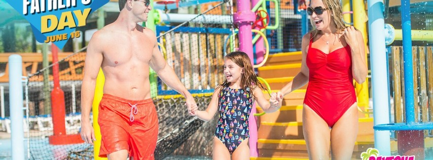 Father's Day at Daytona Lagoon!