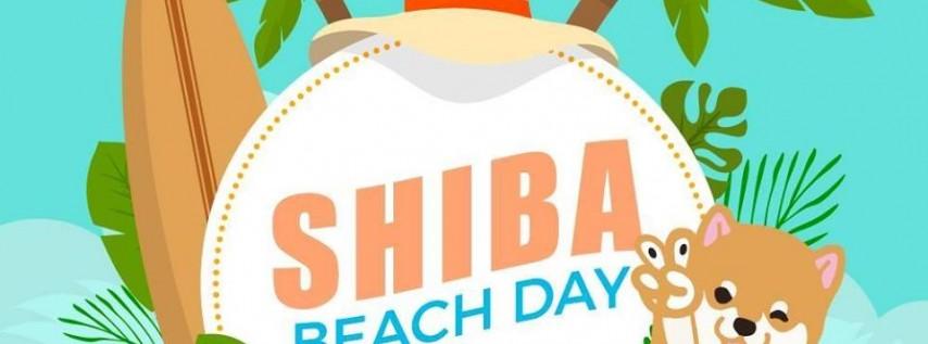 Shiba Beach Day Spring 2019