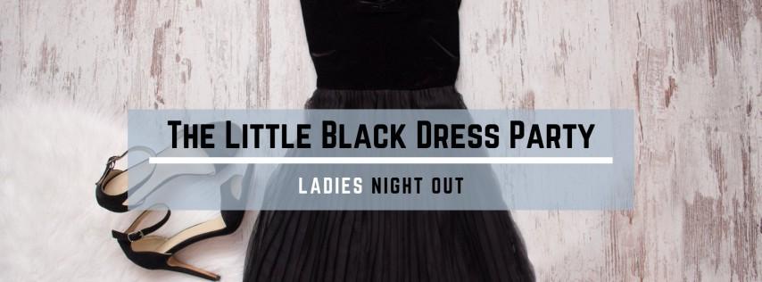 The Little Black Dress Summer Social @ Tapped 6.27.19