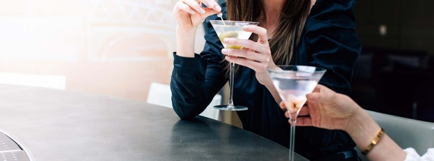 Wanderlust Cocktail Class Series: 'June Is for Gin'