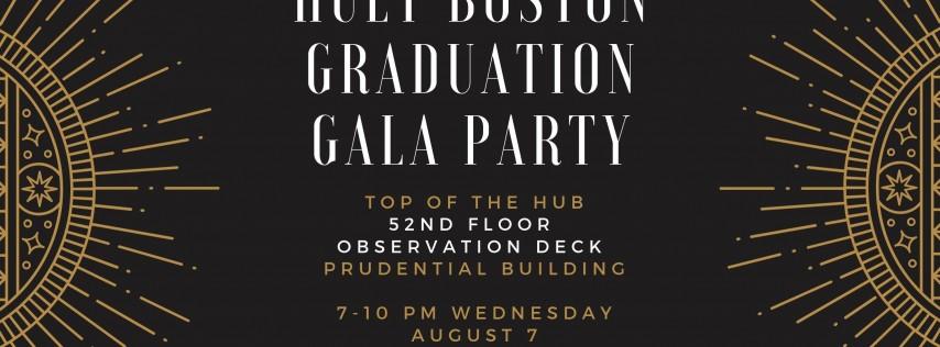 Hult Boston Graduation Gala Party 2019