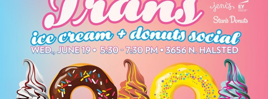 Trans Ice Cream and Donut Social
