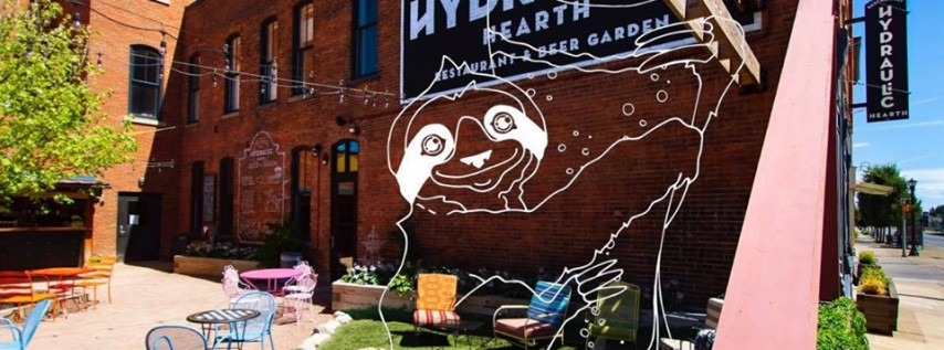 Sloth Night at Hydraulic Hearth