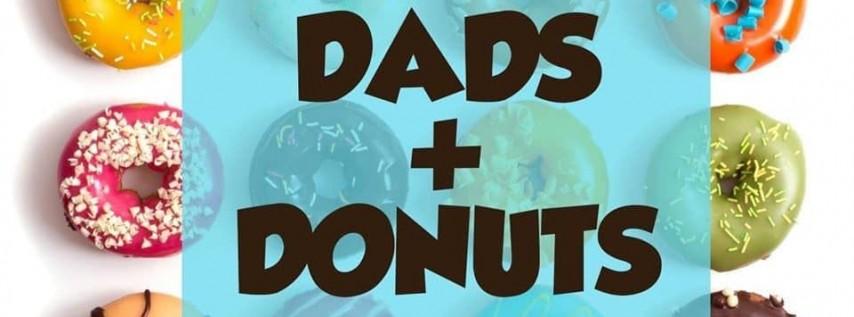 Dads and Donuts at Pinspiration