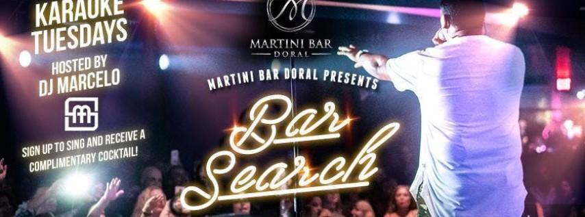 BAR SEARCH Karaoke Tuesdays!