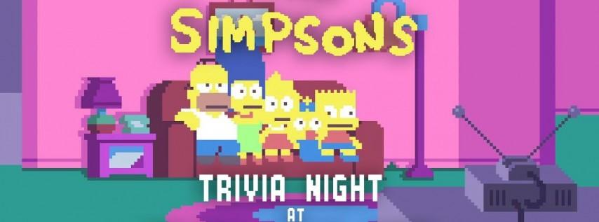 The Simpsons - Trivia Night