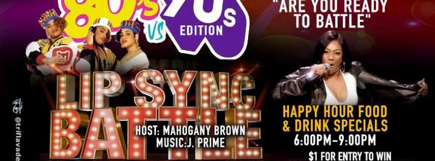 Lip Sync Battle Part 3 (80's vs 90's Edition)