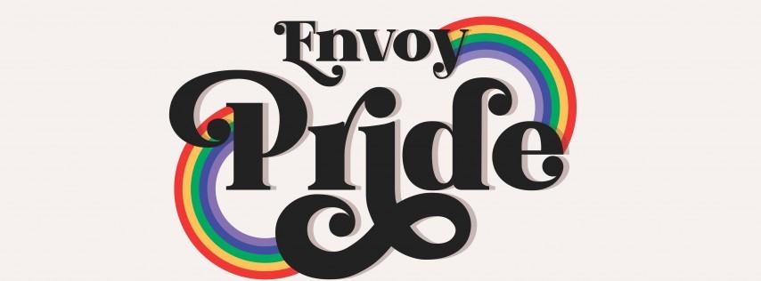 Pride Happy Hour at Envoy!