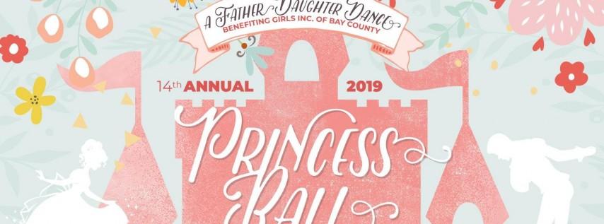 The 2019 Annual Girls Inc. Princess Ball