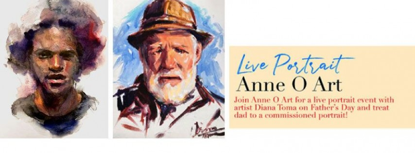Make This a Fathers Day He Will Always Remember at Anne O Art