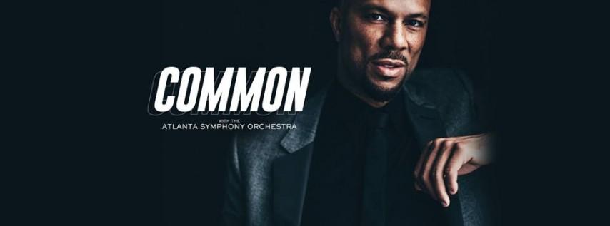 Common with the Atlanta Symphony
