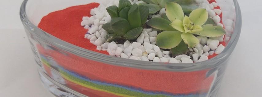 Sidelines - Plant Nite Heart Fairy Sandy Garden !