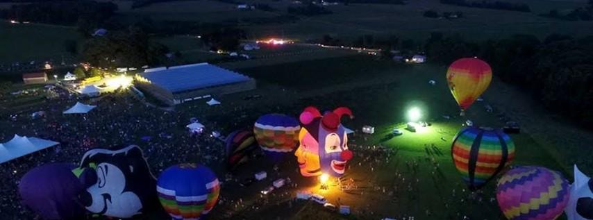 The Chesapeake Bay Balloon Festival