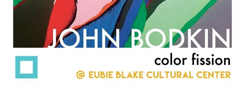 John Bodkin | Color Fission - Opening Reception
