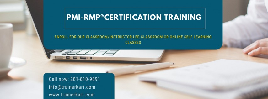 PMI-RMP Certification Training in Melbourne, FL
