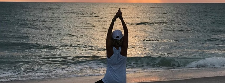 Summer Solstice Sunset Yoga