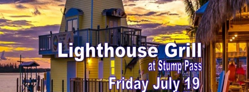 Friday July 19, Tropical Ave at Lighthouse Grill 7-10p