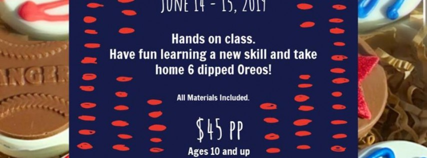 Father's Day Dipped Oreo Class
