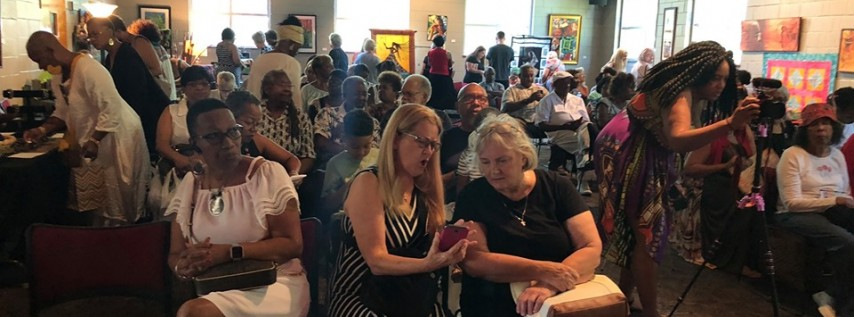 2019 Atlanta Quilt Festival Opening Reception