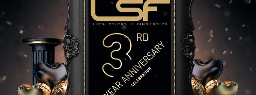 LSF Mobile Cigar Lounge 3yr Anniversary