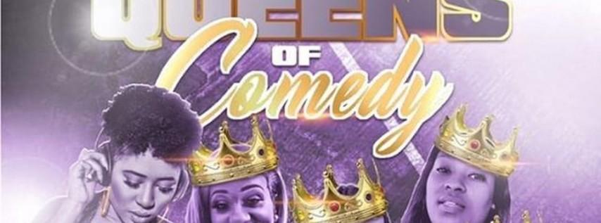 FLA Queens Of Comedy Does GA/ LaLa's Gemini Bash